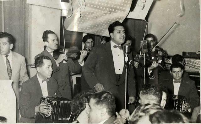 Los Porteños del Tango 1950