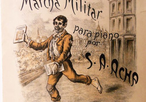 Portada Sucesos de Segundo A. Acha 1903