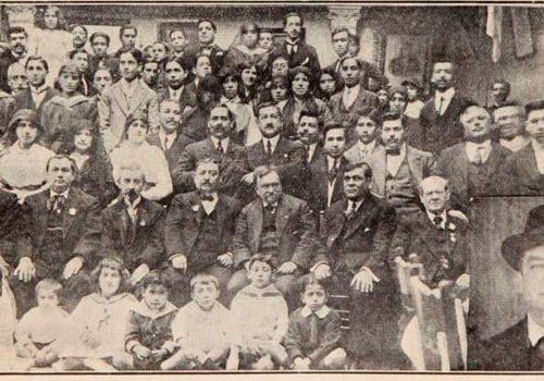 sucesos 23 nov 1916