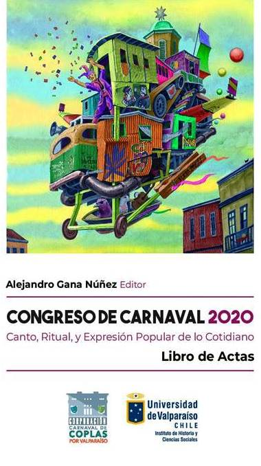 Presentamos ponencia en Congreso de Carnaval 2020