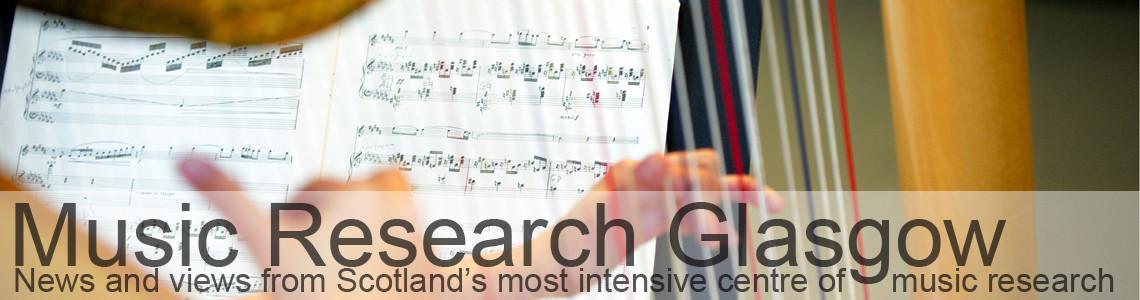La Escuela de Música de la Universidad de Glasgow da a conocer nuestro proyecto